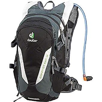 Deuter Compact Exp 12 - Unisex backpack ? Adult - Black/Granite - One Size