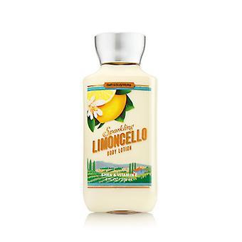 Bain et corps works Sparkling Limoncello Body Lotion 8 oz / 236 ml (2 Pack)