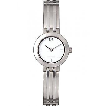 Danish Design - Wristwatch - Ladies - IV64Q707 TITANIUM