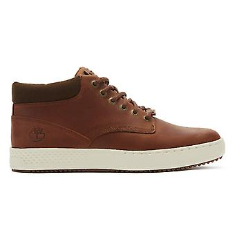 Timberland City Roam Mens Mid Brown Boots
