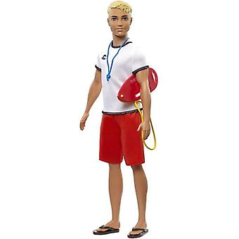 Barbie, You can be anything-Ken lifeguard