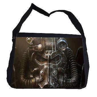 Fallout tas met schouderriem-messengertas