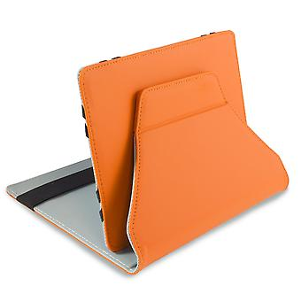 LEO 7-quot; Universal Orange Outer/Grey Inter Tablet Cover