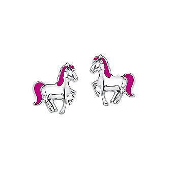 Prinses Lillifee kinderen oorbellen zilveren PLFS/57 - 9048519