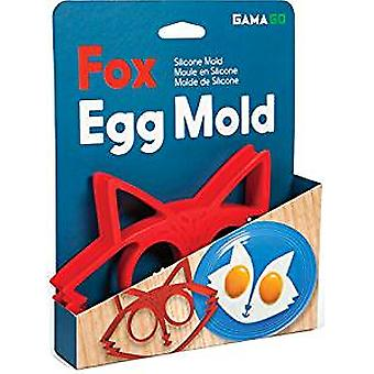 Frokost mold-Gamago-Fox side up egg mold ny LA1636