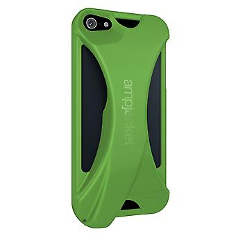 Green Kubxlab Ampjacket Hull For Apple IPhone 5