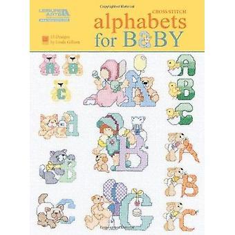 Alphabets for Baby (Leisure Arts #5858) by Kooler Design Studio - 978