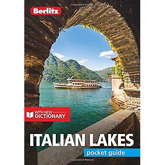 Berlitz Pocket Guide Italian Lakes Reiseführer mit Dictio