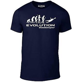 L'évolution du t-shirt des gardiens de but pour hommes