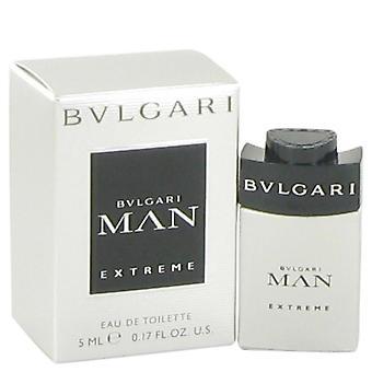 Bvlgari man extreme mini edt von bvlgari 517914 5 ml