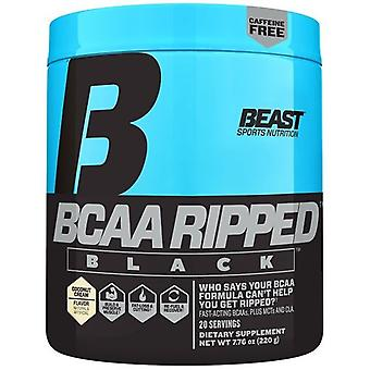 Beast Sports Nutrition BCAA Ripped Black  220 gr