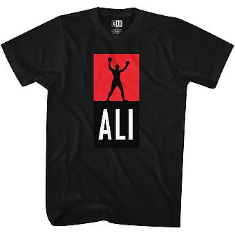 American Classics Muhammad Ali Pose T-Shirt - Schwarz