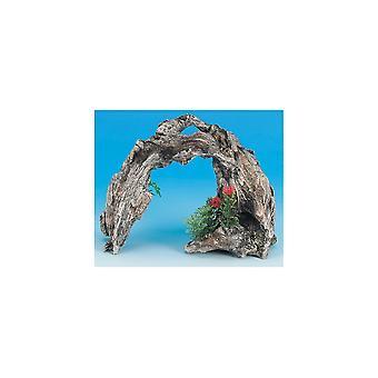 Classic Aquatics Driftwood Arch Aquarium Ornament