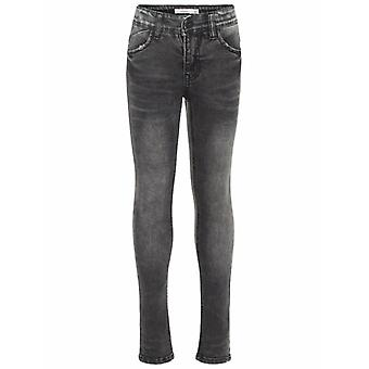 Name-It Zwarte Jongens Jeans Silas