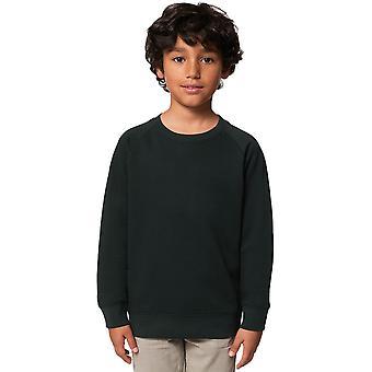 greenT Boys & Girls Organic Mini Scouter Iconic Sweatshirt