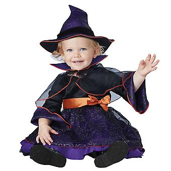 Hocus Pocus Storybook Witch Wicked Sorceress Book Week Toddler Girls Costume