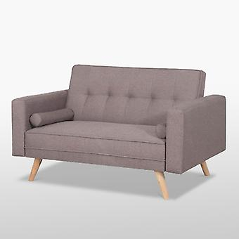 Ethan Medium Sofa Bed - Grijs