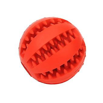 Piece toy for dogs-red