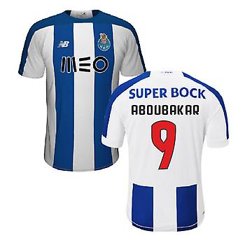 Maillot de football 2019-2020 FC Porto Home (Aboubakar 9)