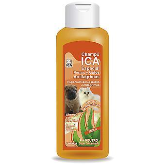 Ica 750 Shampoo antilagroso all'aloe vera (Cani , Toelettatura ed igiene , Shampoo)