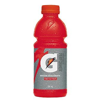 Gatorade Fruit Punch-( 591 Ml X 12 Bottles )