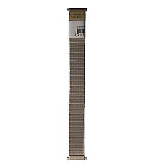 Morellato black leather strap unisex CUBA 14 mm A02D01560990140099 steel