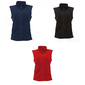 Regatta Womens/Ladies Micro Fleece Bodywarmer / Gilet