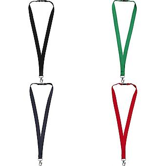Bullet Dylan Cotton Lanyard With Safety Clip