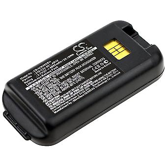 Battery for Intermec 318-033-001 AB18 CK3 CK3A CK3C CK3C1 CK3N CK3N1 6800mAh