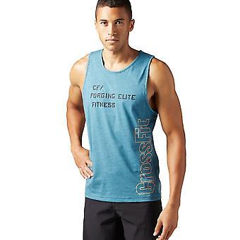 Reebok Crossfit Burnout B45156 universal året män t-shirt