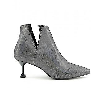 Made in Italia - Shoes - Ankle boots - ZOE_PIOMBO - Women - Silver - 40