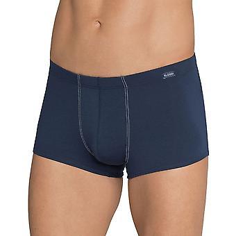 Sloggi män grundläggande mjuk Hipster kort natt blå (0080) Cs