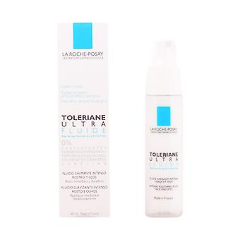 Soothing and Toning Cream with No Alcohol Toleriane Ultra La Roche Posay