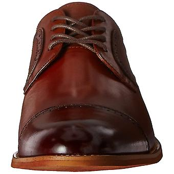Stacy Adams Mens Dickinson Leather Lace Up Dress Oxfords