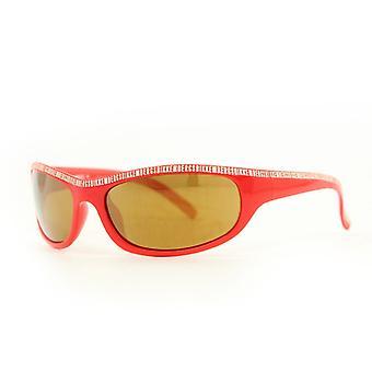 Gafas de sol Unisex Bikkembergs BK-51105 Rojo (Ø 62 mm)