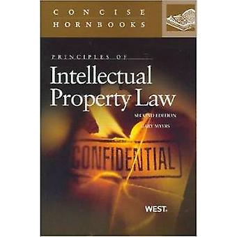 Principles of Intellectual Property Law (2nd Revised edition) by Gary