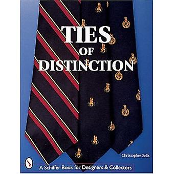 TIES OF DISTINCTION (Schiffer Book for Designers & Collectors)