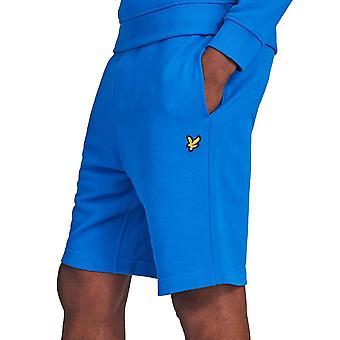 Lyle & Scott Ml414vtr Cotton Jersey Sweat Short