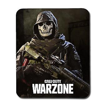 COD Warzone Ghost Mousepad