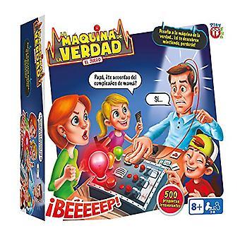 Board game La M�quina De La Verdad IMC Toys (ES)