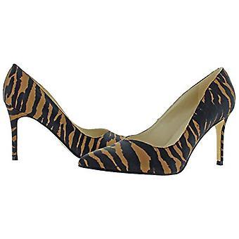 Marc Fisher Women's Dapple 2 Textile Animal Print Stiletto Heel Pump