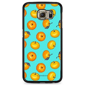 Bjornberry Shell Samsung Galaxy S6 Edge - Mandarynki