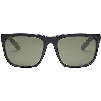 Electric California Knoxville XL Sport Sunglasses - Black/Polarized Grey Pro