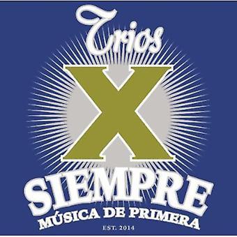 Trios X Siempre [CD] USA import
