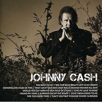 Johnny Cash - ikonet [DVD] USA import