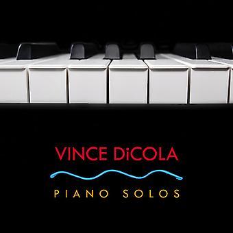 Piano Solos [CD] USA import