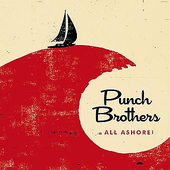 Punch Brothers - All Shore [CD] USA import