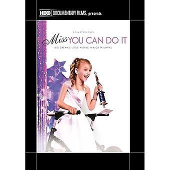 Importation des USA de Miss vous Can Do It [DVD]