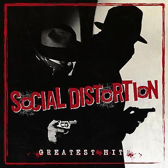 Social Distortion - Greatest Hits [Vinyl] USA import