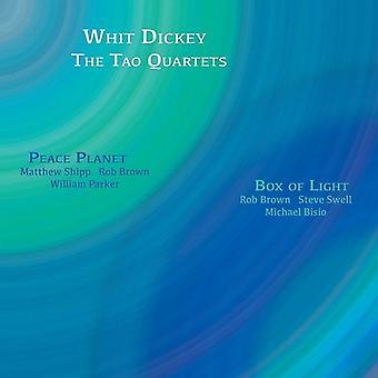 Peace Planet -&- Box Of Light [CD] USA import